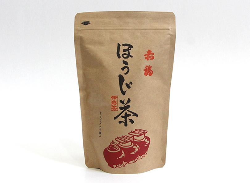 赤福ほうじ茶ティーバッグ20個入 ※