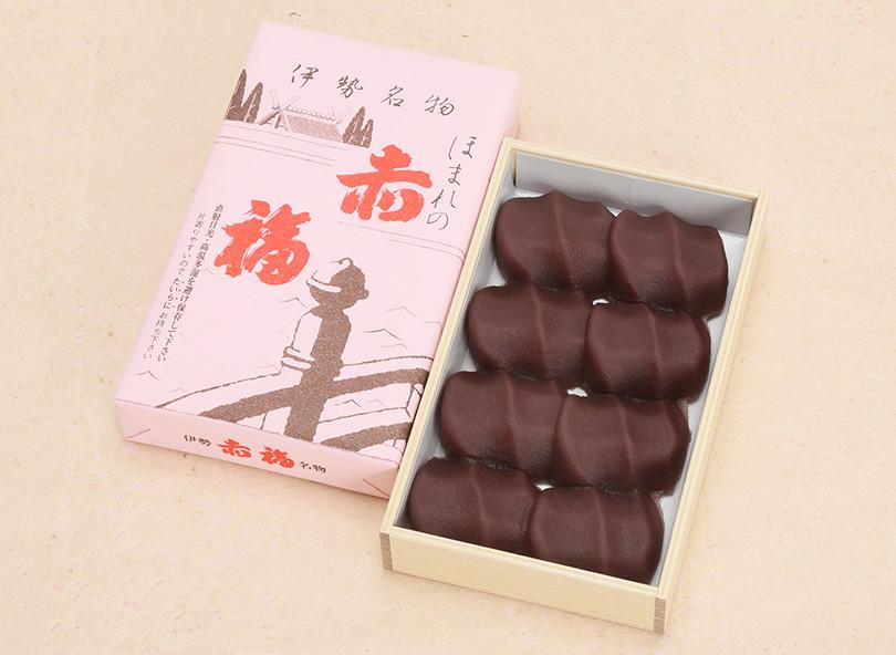赤福(折箱)8個入 ※